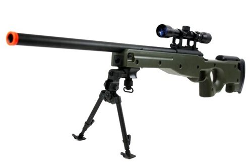 AGM MK96 Bolt Action Sniper Rifle